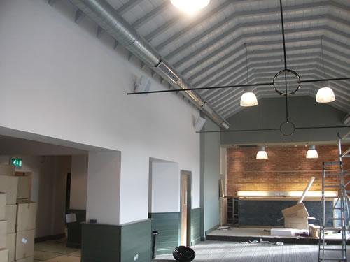commercial plasterer nottingham