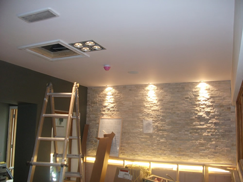 east midlands plasterer